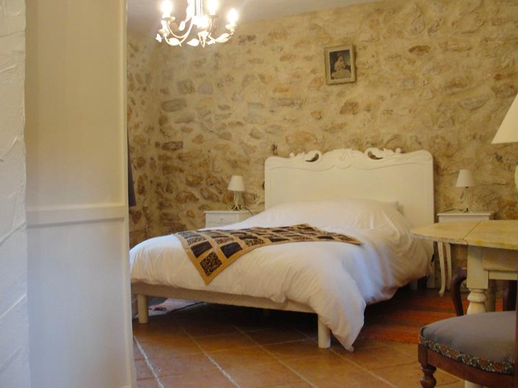 Les chambres d'hôtes du Mas de la Chérine